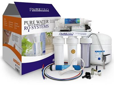 美國 PurePro EC105P 一般型RO淨水器 <<簡單的設計外型>>