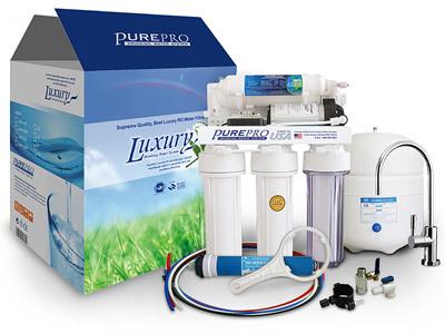 美國 PurePro LUX-105P 豪華RO淨水器 <<100G超大製水量>>
