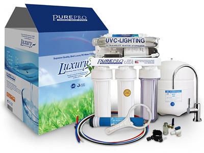美國 PurePro LUX-106UV-P 豪華RO淨水器