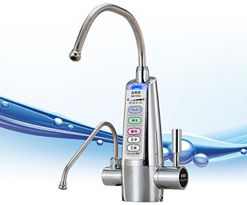 <頂級機種>隱藏式電解水機--PUREPRO JA2000